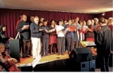 Concert de bhajans et mantras