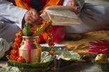 Prières védiques dans la vibration du sanskrit